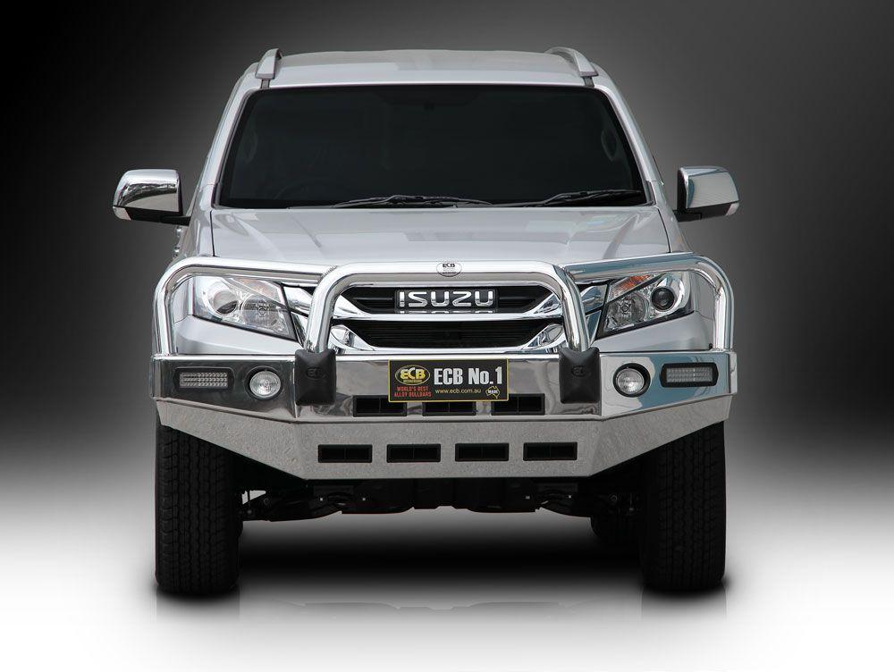 Bull Bars For Trucks >> Isuzu MU-X | Australian Bull Bars