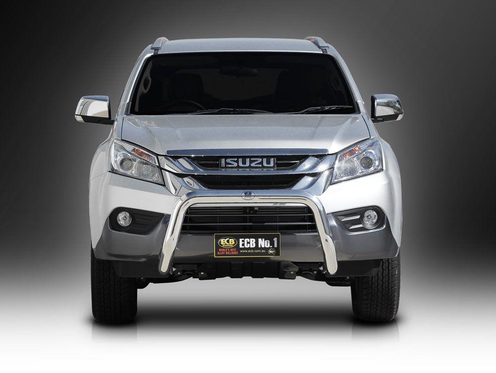 Ford Trucks 2016 >> Isuzu MU-X | Australian Bull Bars