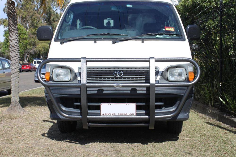 Bull Bars For Trucks >> Toyota Hiace | Australian Bull Bars