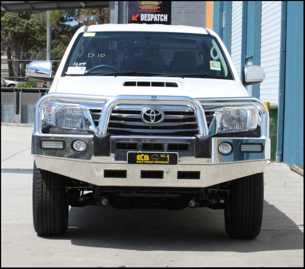 Bull Bars For Trucks >> Toyota Hilux | Australian Bull Bars