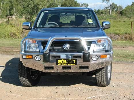 Holden Rodeo Ra Australian Bull Bars