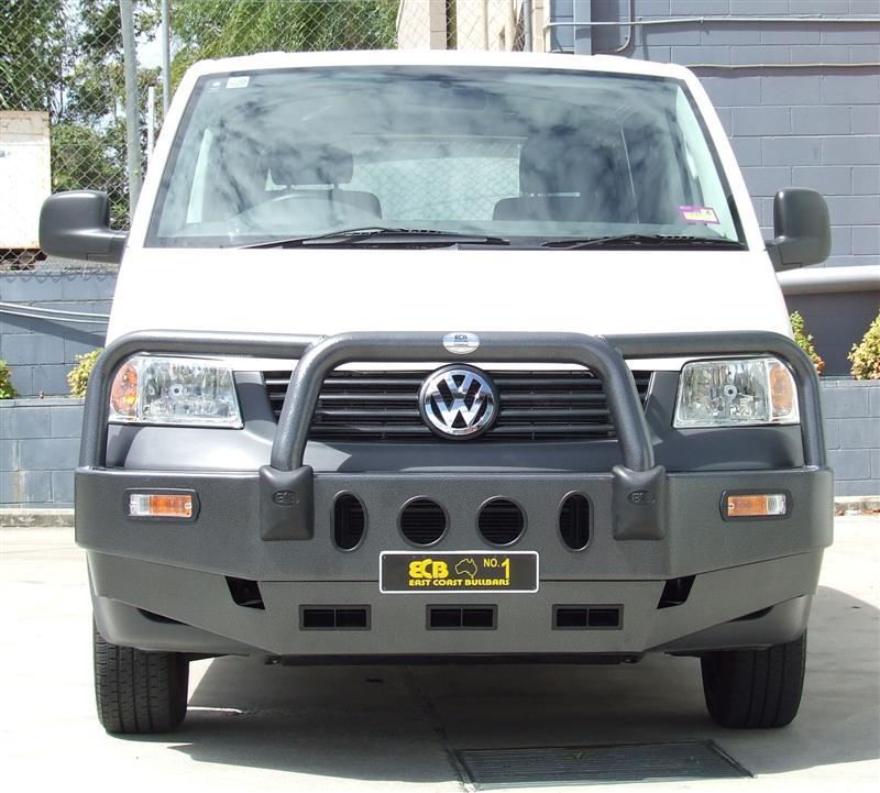 Volkswagen Transporter Australian Bull Bars