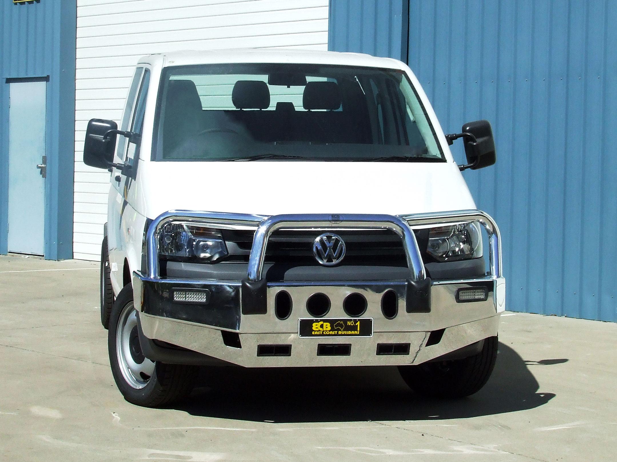 Volkswagen Transporter | Australian Bull Bars