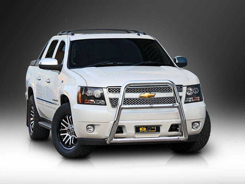 Chevrolet Avalanche 2016 >> Chevrolet Avalanche | Australian Bull Bars