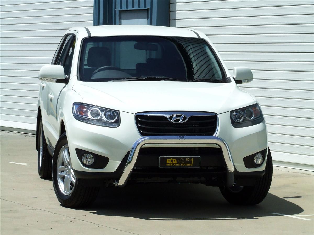 Hyundai Santa Fe Australian Bull Bars