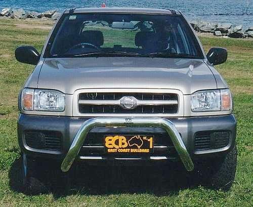 nissan pathfinder r50 australian bull bars. Black Bedroom Furniture Sets. Home Design Ideas