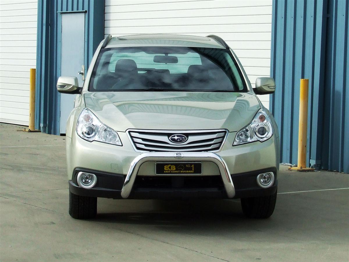 Subaru Outback Australian Bull Bars