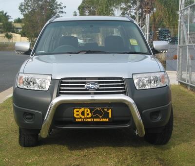 Subaru Forester Australian Bull Bars